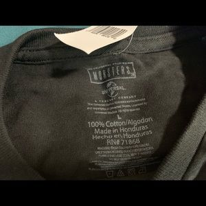 Universal Shirts - New Frankenstein Universal Studios Tee Sz L